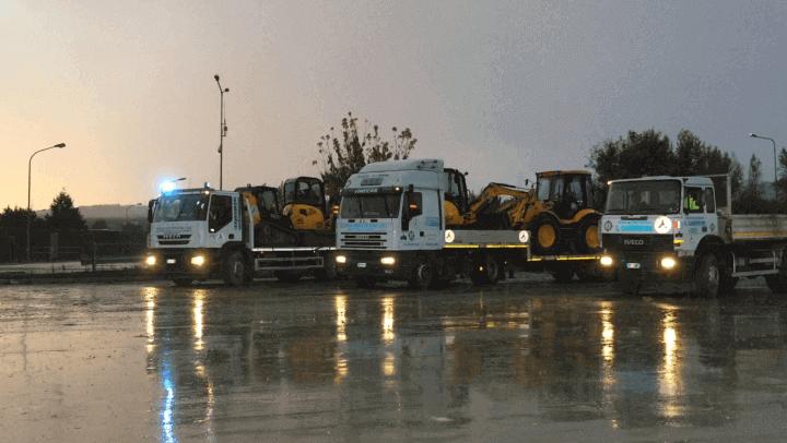 Concluse le operazioni di soccorso a Benevento