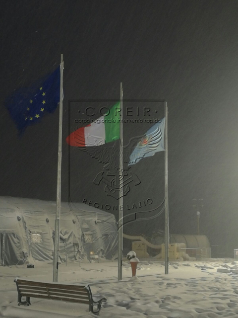 Sisma Centro Italia – L'inverno rigido di Amatrice